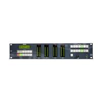 TSL AMU2-8HD3G (Non Dolby) (AMU28HD3G, AMU2-8HD-3G) 2RU Audio Monitoring Unit with 2 x HD/SDI (1080p), 4 x AES, 2 x Stereo Analogue Inputs, 4 x Dual 53 Segment Bargraphs and Internal PSU