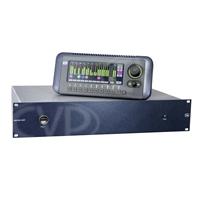 TSL AVM-T-MIX PILOT (AVMTMIXPILOT) Touchmix Pilot with 2RU Rackmount Audio Mixer/Monitor, 48 Channel, 1 x 3G SDI, 22:9 Aspect Ratio Touchscreen and Dual Function Gain/Balance Encoder