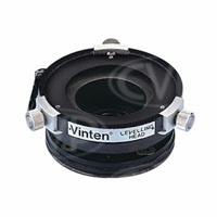 Vinten 3328-30 (332830) Quickfix Levelling Adaptor with Four-Hole Flat Base
