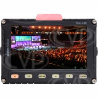 Datavideo DATA-TLM43LB (DATATLM43LB) Camera Look Back System- includes TLM-430 Look Back Monitor w/ RMC-200 Controller