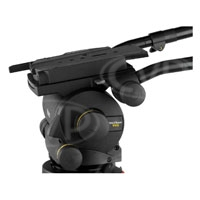 Vinten V3996-0001 (V39960001) Vector 950 Pan and Tilt Head - flat base head with 1 telescopic pan bar