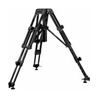 Vinten 3902-3 (39023) HDT-2 Two Stage Heavy Duty Tripod with Mid Level Spreader