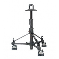 Libec P110S (P-110) Pedestal System includes P110 Column with DL10 + wheelguard for studio use