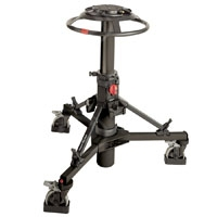 Vinten 3983-3C (39833C) Pro-Ped Studio Pedestal with 125mm Wheels, Cable Guards and Track Locks