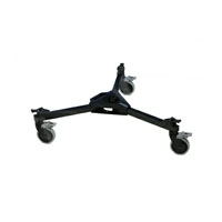 Vinten 3497-3E (34973E) Middleweight EFP OB Dolly for middleweight tripods (125mm wheels)