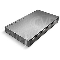 Lacie Porsche P9220 Mobile External Hard Drive - USB 3.0 | USB 2.0 - 500GB, 1TB or 2TB