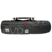 Portabrace TSB-38B (TS38B) 38 inch Tripod Shellpack (internal dimensions: 96.52 x 30.48 x 22.86 cm) (black)