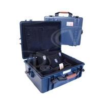 Portabrace PB-2600DK (PB-2600) Superlite Hard Case with Interior Divider Kit System (internal dimensions:  41.91 x 30.48 x 15.24 cm) (blue)