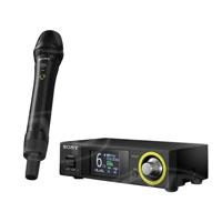 Sony DWZ-M70//CEK (DWZM70CEK ) Digital Wireless Microphone Set for Vocal/Speech with Handheld Transmitter