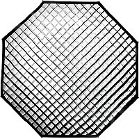 Westcott 2472 40 degree Egg Crate Grid for Apollo Orb (860401)