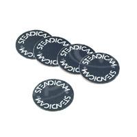 Steadicam 1 inch Heavy Plastic Round Steadicam Stickers (602-0001)