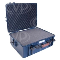 Portabrace PB-2600F (PB-2600) Vault Case with foam interior - Interior size 48.26 x 35.56 x 17.78cm (19 x 14 x 7 in)
