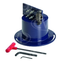 Steadicam High Hat Vehicle Mount with Flyer Socket Mounting Block (078-7410-03)