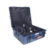 Portabrace PB-2700DK (PB-2700) Superlite Hard Case with Interior Divider Kit System (internal dimensions: 52.58 x 43.43 x 18.03 cm)