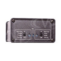 Canford Audio AD903 (AD-903) Auxiliary Input and Output Adapter - 2-4 Wire Converter