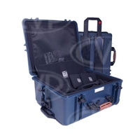 Portabrace PB-2750DK (PB-2750) Superlite Hard Case with Interior Divider Kit System (internal dimensions: 49.53 x 40.01 x 20.32 cm)