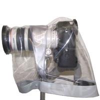 EWA Marine C-Z100 (CZ100) SLR Camera Raincape - (includes 77mm adapter)