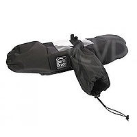 Portabrace RS-DSLR1B (RSDSLR1B) Rain Slicker for DSLR cameras (black)