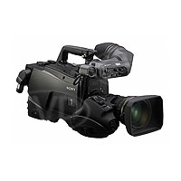 Sony HDC-2400 (HDC2400) 3G Multi Format HD System Camera