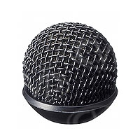 Sony AD-R77B (ADR77B) Black Coloured Metal Windshields for ECM-77 Series of Lavalier Microphones (Pack 6)