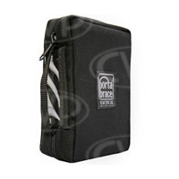 Portabrace GPC-7X5 (GPC7X5) General Purpose Carrying Case- Small (internal dimensions: 12.70 x 17.78 cm) (black)
