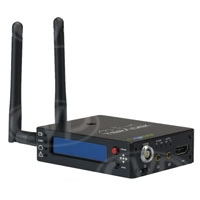 Teradek (TER-CUBE255) CUBE-255 1-Channel HDMI Encoder with OLED Display, Dual Band Wi-Fi, External USB Port and Ethernet