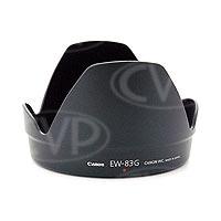 Canon EW-83G (EW83G) Lens Hood for EF 28-300mm f/3.5-5.6 L IS USM lens (Canon p/n 9446A001AA)