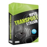 Teradek (TER-CUBEMPGTS) CUBEMPGTS MPEG Transport Stream Software License includes UDP Multicast Software License