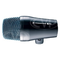 Sennheiser E 902 (E902) Dynamic Cardioid Instrument Microphone- especially designed for deep bass frequency instruments (p/n 500199)
