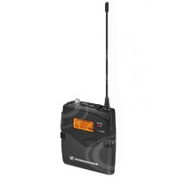 Sennheiser SK 2000 GBW (SK2000GBW) Bodypack Transmitter- for broadcast and audio/video acquisition (p/n 504950)