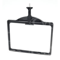Chrosziel 410-31 (41031) Filter Holder 4x4/4x5.65 (horizontal) for stages with a width of 150mm
