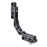 Movcam 303-0217 (3030217) Add-On L Bracket for 15mm Rods