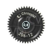Chrosziel 206-12 (20612) Focus Drive Gear - Mod 0.8, 36.8mm, 44 teeth for DV StudioRig / Plus