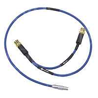 Sound Devices XL-LB2 (XLLB2) Audio Mixer Cable LEMO-5 to BNC In & BNC Out for time code to camera jamming (31 inch)