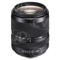 Sony SAL-18135 (SAL18135) 18-135mm f3.5-5.6 DT SAM Telephoto Lens - A Mount (SAL18135.AE)