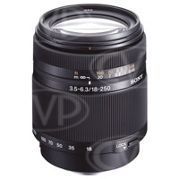 Sony 18-250mm f3.5-6.3 DT AF Telephoto Lens - A Mount (p/n SAL-18250)