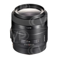 Sony 35mm f1.4 G Wide Angle Lens - A Mount (p/n SAL-35F14G)