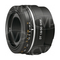 Sony DT 50mm f1.8 SAM Lens - Sony A Mount (p/n SAL50F18.AE)