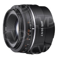 Sony SAL-85F28 85mm f2.8 SAM Lens - Sony A Mount (p/n SAL85F28.AE)
