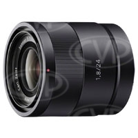Sony 24mm f1.8 ZA Sonnar T* Wide Angle Lens by Carl Zeiss - Sony E Mount (p/n SEL24F18Z.AE)
