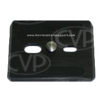 Movie Camera Support MCS-C010 (MCSC010) Medium Camera Wedge Plate- for Sachtler film + video fluid heads