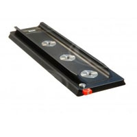 Movie Camera Support MCS-C001 (MCSC001) ARRI style Bridge Plate Base Plate (Standard size) + Side Wedge