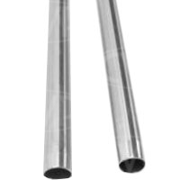 Movie Camera Support MCS-R015SS150 (MCSR015SS150) 15mm Stainless Steel Rods- 150mm