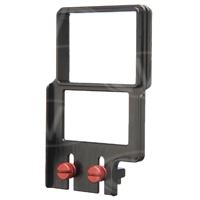 Zacuto Z-Finder 3.2-inch Mounting Frame for Small DSLR Bodies with Battery Grips - Z-MFSB32 (ZMFSB32)
