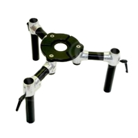 Movie Camera Support MCS-G002 (MCSG002) Tri Hat Platform for Low Mode Camera Setups