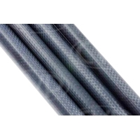 Movie Camera Support 19mm Ultra Light Carbon Fibre Rods - Choose from 6 different sizes