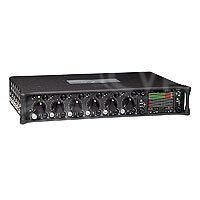 Sound Devices 664 12-Channel Portable Production Mixer with Integrated Recorder