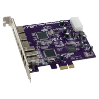 Sonnet SON-FWUSB2A-E (SONFWUSB2AE) Tango FireWire 400 and USB 2.0 PCIe Card