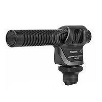 Canon DM-100 (DM100) Directional Stereo Microphone for HF10, HF100, HG20 and HG21 camcorders (Canon p/n 591B002AA)