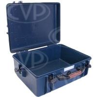 Portabrace PB-2600E (PB2600E) Superlite Vault Hard Case (internal dimensions: 48.01 x 37.34 x 19.79 cm) (blue)